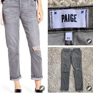 Paige gray boyfriend canyon jeans 1177